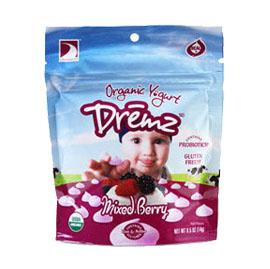 【悅兒樂婦幼用品舘】Dremz 佑爾康金貝親 有機嬰兒優格餅14g (綜合果莓)