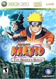 XBOX 360 火影忍者:破碎的羈絆 Naruto:Broken Bond-英日文語音英文字幕美版-