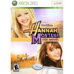 XBOX 360 孟漢娜電影版 Hannah Montana The Movie -英文美版-