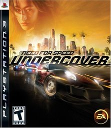 PS3 極速快感:臥底風雲 Need For Speed:Undercover -英文紅盒Best版-