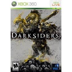 中古 XBOX 360 末世騎士 Darksiders -英文美版-