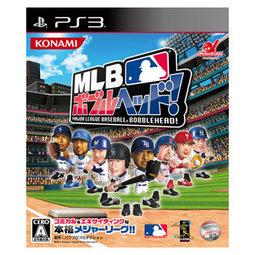 PS3 實況野球-MLB美國職棒大聯盟大頭搖頭泡泡頭娃娃 BobbleHead -日文日初版-