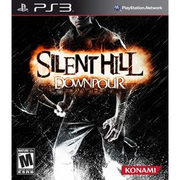 PS3 沉默之丘:驟雨(相容3D) Silent Hill:Downpour -英文美版-