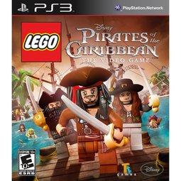PS3 樂高神鬼奇航 LEGO Pirates of the Caribbean -英文美版-