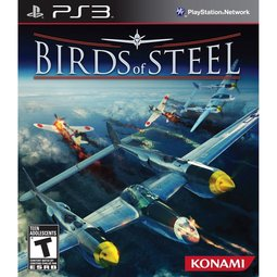 PS3 鋼鐵之翼(蒼之英雄) (鐵鳥)Birds of Steel -英文美版-
