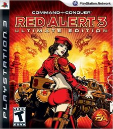 PS3 終極動員令:紅色警戒3 終極版 Command & Conquer : Red Alert 3 Utimate Edition-英文美版-