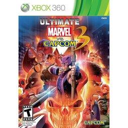 XBOX 360 終極美國英雄VS卡普空3加強版 Ultimate Marvel vs Capcom 3 -英日文美版-