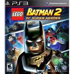 PS3 樂高蝙蝠俠 2:DC 超級英雄 Lego Batman 2:DC Super Heroes -英文版-