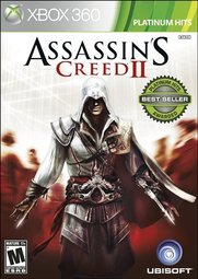 XBOX 360 刺客教條2 Assassin's Creed 2-英文白金美版-