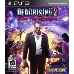 PS3 死亡復甦2:非公開事件 Dead Rising Off the Record -英文美版-