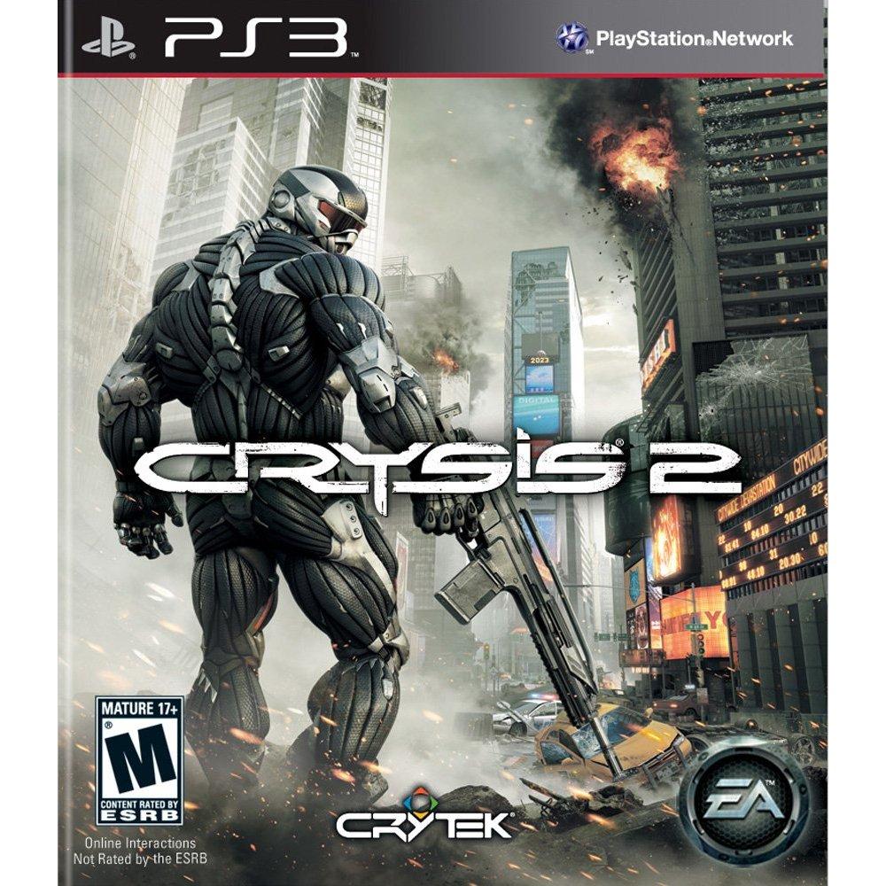 PS3 Crysis 2 末日之戰2 (支援3D顯示)-英文美初版-