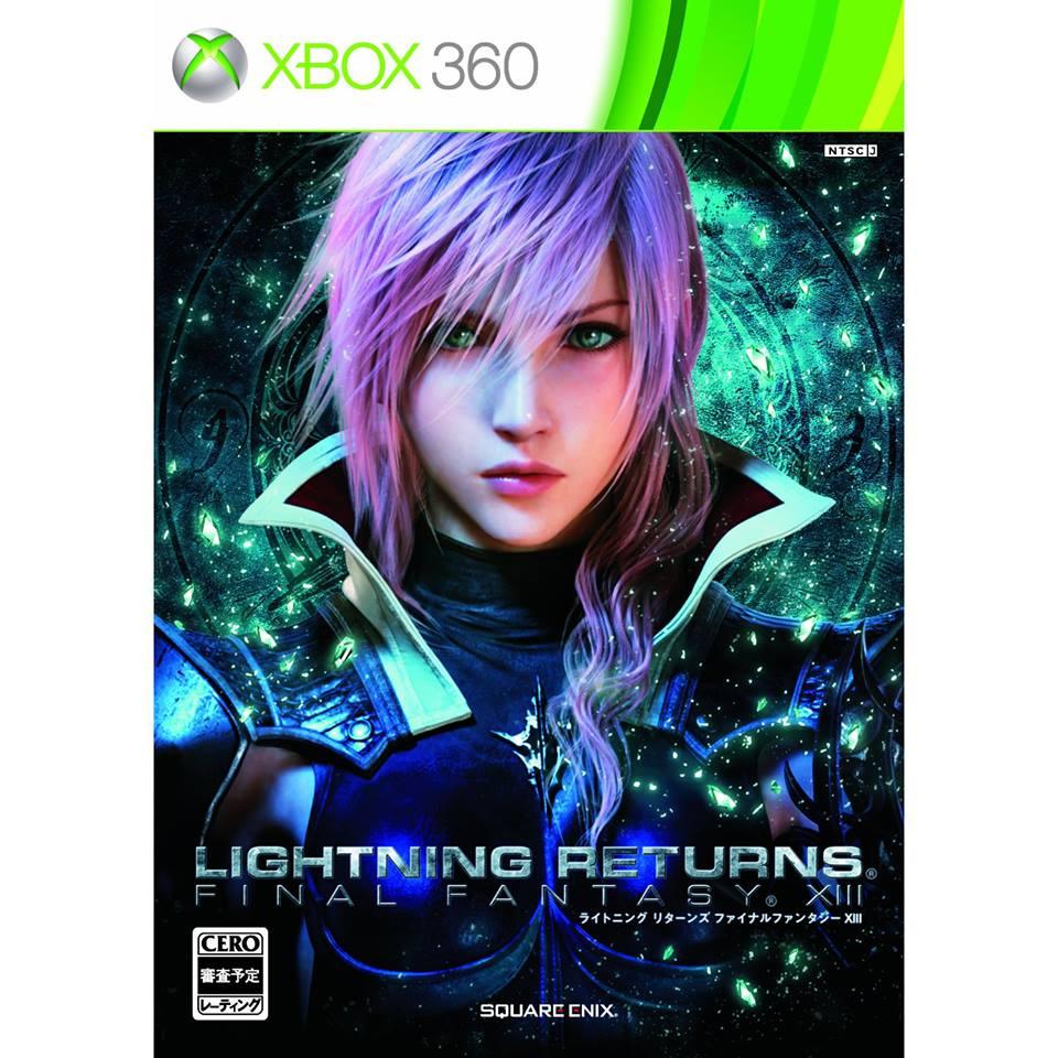 XBOX 360 FF13-3 太空戰士13 雷光歸來 Final Fantasy XIII (中文版)