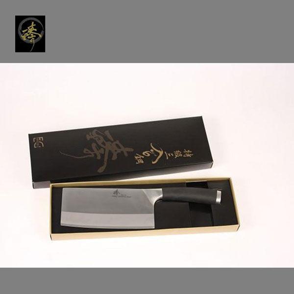 料理刀具 三合鋼系列-中式菜刀-片刀 〔臻〕高級廚具-SC829-04