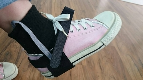 接地鞋跟套 --適合慢跑運動鞋、登山鞋、布鞋、休閒涼鞋;長時間需穿鞋工作者