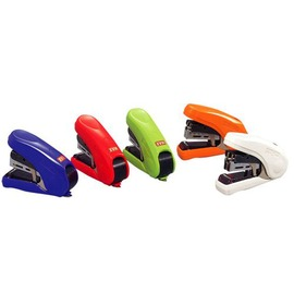 《☆享亮商城☆》HD-10FL 橙色 釘書機  MAX