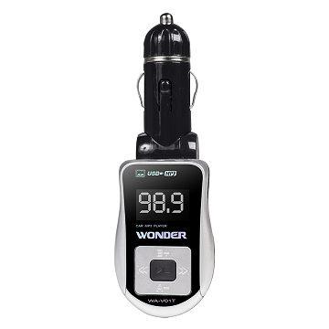 【旺德】車用音響轉換器 《WA-V01T》附加遙控器