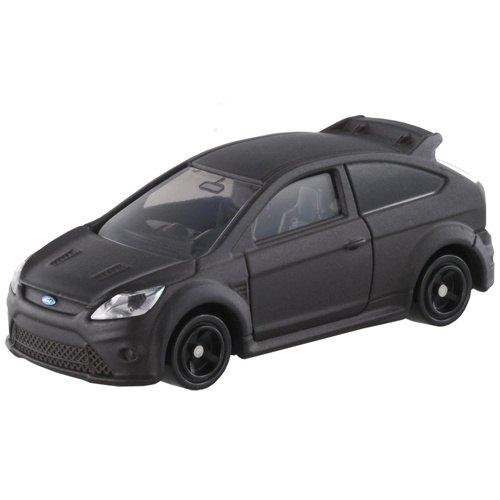 《 TOMICA 火柴盒小汽車 》TM050 Ford Focus RS500