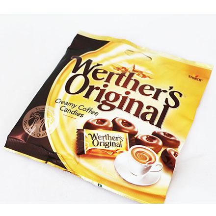 【敵富朗超巿】道地的偉特 咖啡鮮奶油糖