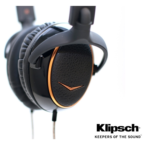 Klipsch Reference ONE iPhone/iPod/iPad線控附麥克風折疊頭戴式耳機
