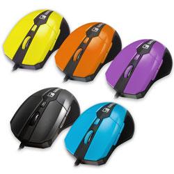 【迪特軍3C】高CP值 AIBO 鈞嵐 S603 六鍵式有線光學滑鼠 戰神鼠 4段dpi切換 黑色 特惠價