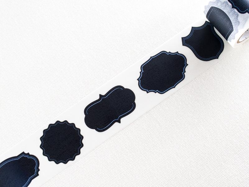*小徑文化*日本進口 mt fab 黑板紙膠帶系列 - 標籤 ( MTBB004 )