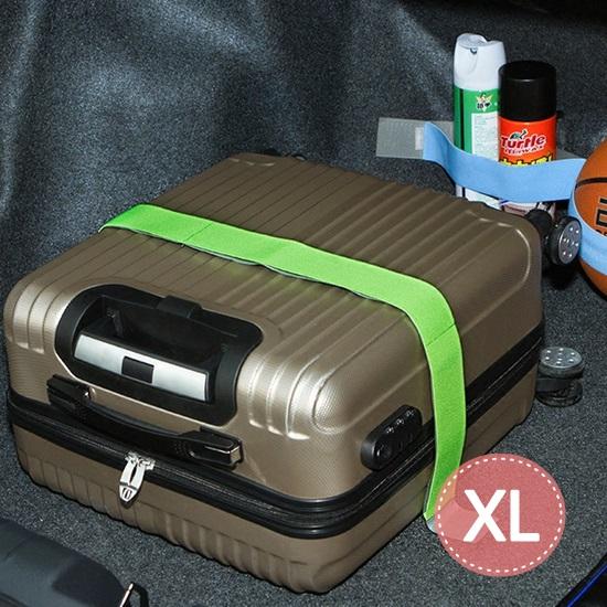♚MY COLOR♚車載魔鬼氈固定綁帶XL 汽車 滅火器 洗車 工具 防撞 防滑 行李箱 整齊 置物【L175】