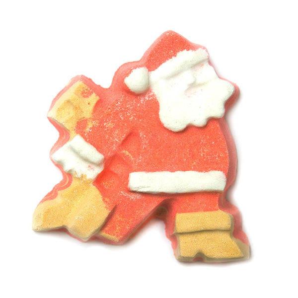 *Realhome* 英國手工香芬名牌 LUSH  聖誕老公公 年度限量聖誕泡澡球