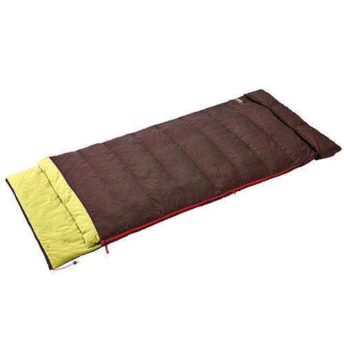 【露營趣】中和 附手電筒 Coleman  舒適達人金絲黃睡袋/C0 纖維睡袋 全開式信封型CM-22275