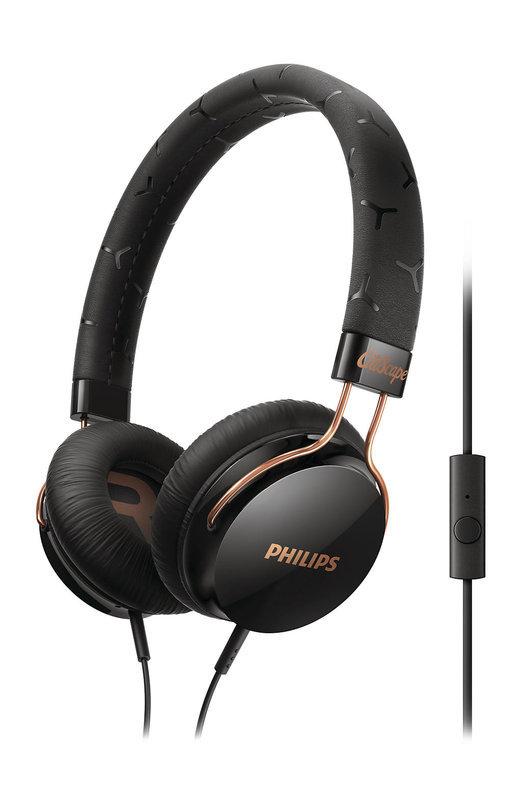 【迪特軍3C】PHILIPS 飛利浦 CitiScape SHL5305 BK 密閉式耳機 耳機麥克風 黑色