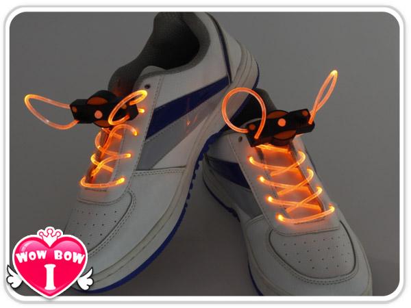 LED發光鞋帶♥愛挖寶 CBL-10♥夜間運動必備! LED鞋帶/發光鞋帶/夜跑/夜光鞋帶 (不挑色/款)