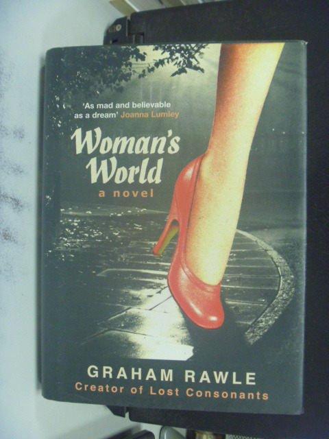 【書寶二手書T2/原文小說_KNG】Woman's World_Graham Rawle