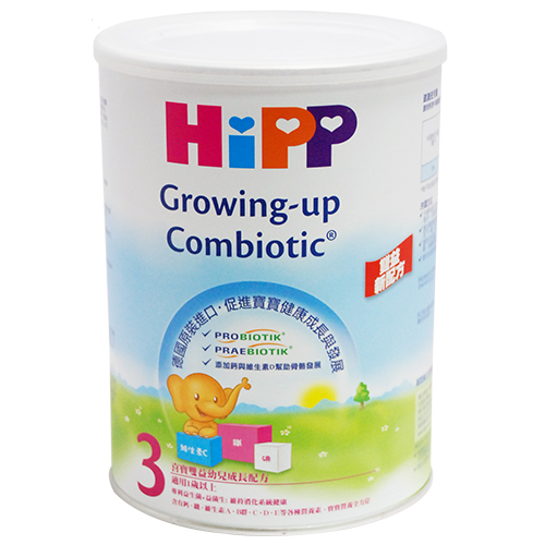 ★衛立兒生活館★HIPP 喜寶 雙益幼兒成長奶粉(800g)*2罐