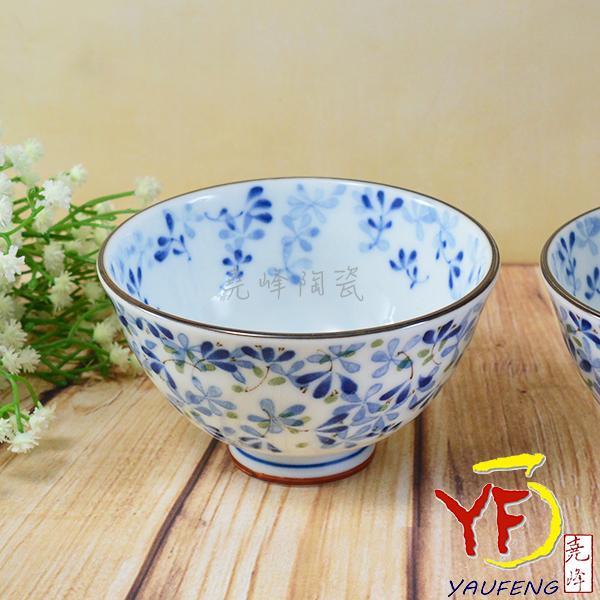 ★堯峰陶瓷★餐具系列 日本美濃燒 芽 4.5吋碗 飯碗 小碗