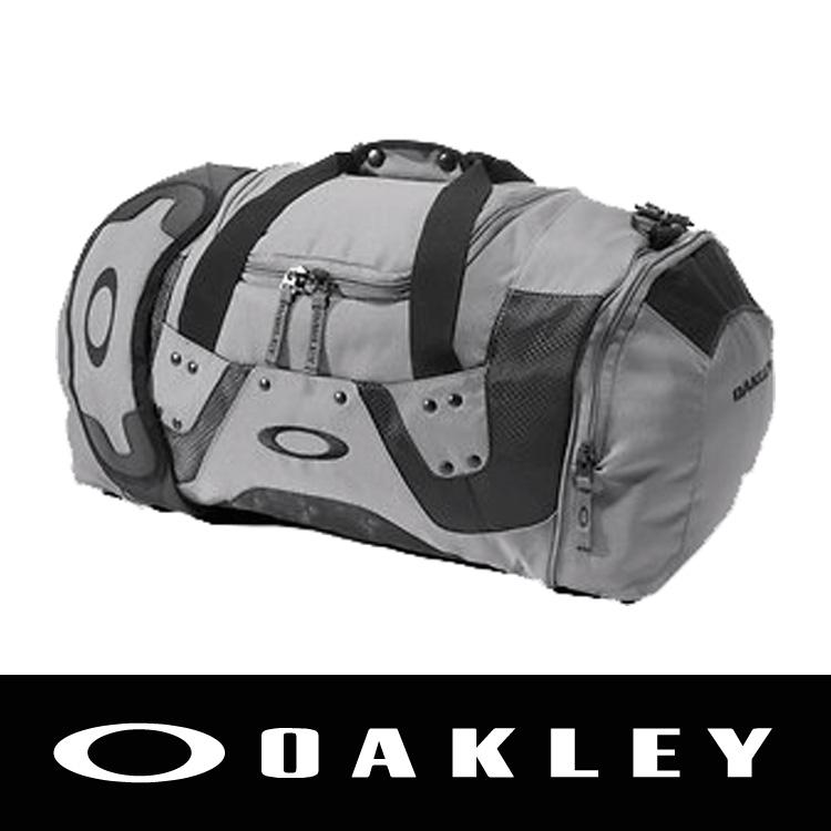 萬特戶外運動OAKLEY FA13 LARGE CARRY DUFFEL SHEET METAL 側背包 舒適 OAK-92345-279