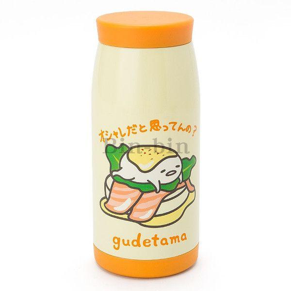 蛋黃哥 不銹鋼保溫瓶350ml/723-826