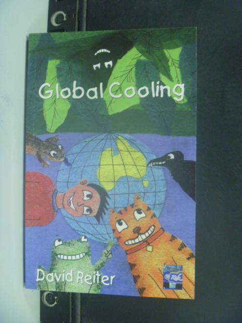【書寶二手書T2/原文小說_HHF】Global Cooling_David P. Reiter