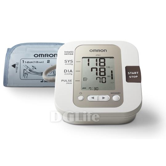 JPN1 歐姆龍數位自動電子血壓計
