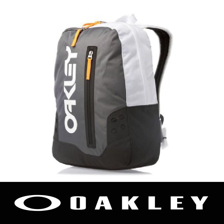 萬特戶外運動-OAKLEY B1B PACK 休閒 街頭款 後背包 可放15吋筆電 灰白92566-100