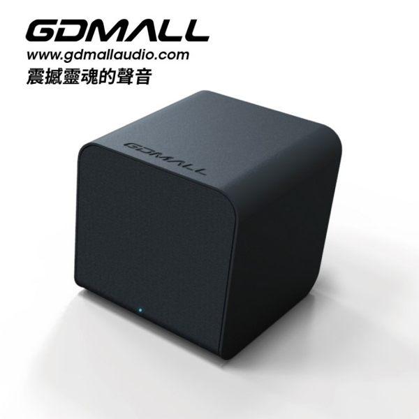 GDMALL BT2000 黑色 Mini Stereo 藍芽配對機 (單顆喇叭) [天天3C]