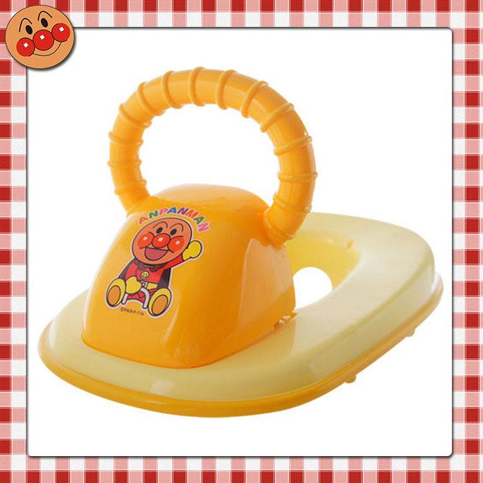 大田倉 日本進口正版 ANPANMAN 麵包超人 幼兒 兒童馬桶 安全便座 輔助馬桶 訓練便器 307513