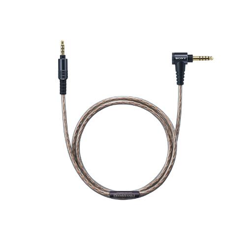 【SONY】 MUC-S12SB1 耳機線 均衡纜線1.2 m Φ4.4平衡標準插頭 適用於 MDR-1A、100AAP 公司貨
