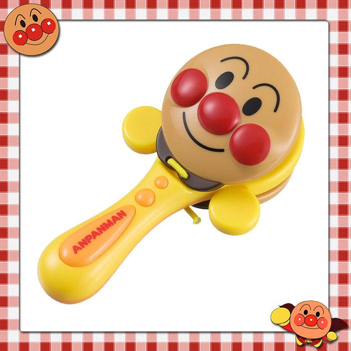 大田倉 日本進口正版 ANPANMAN 麵包超人 響板玩具 幼兒 嬰兒 玩具 音樂 知育 響板 311459