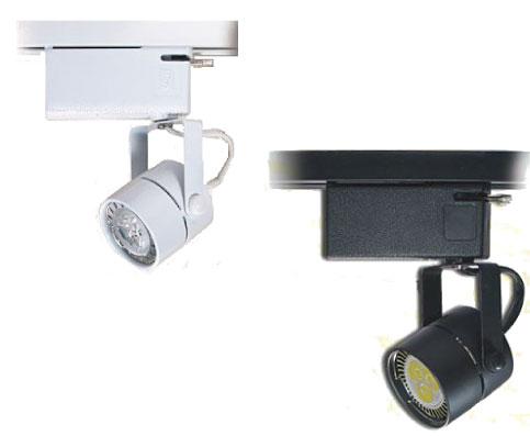 投射燈★軌道式投射燈 LED 300MA定電流 5W 白光 黃光★永旭照明KS-1285(B)SA-1ZRV-5WD/L-1uf
