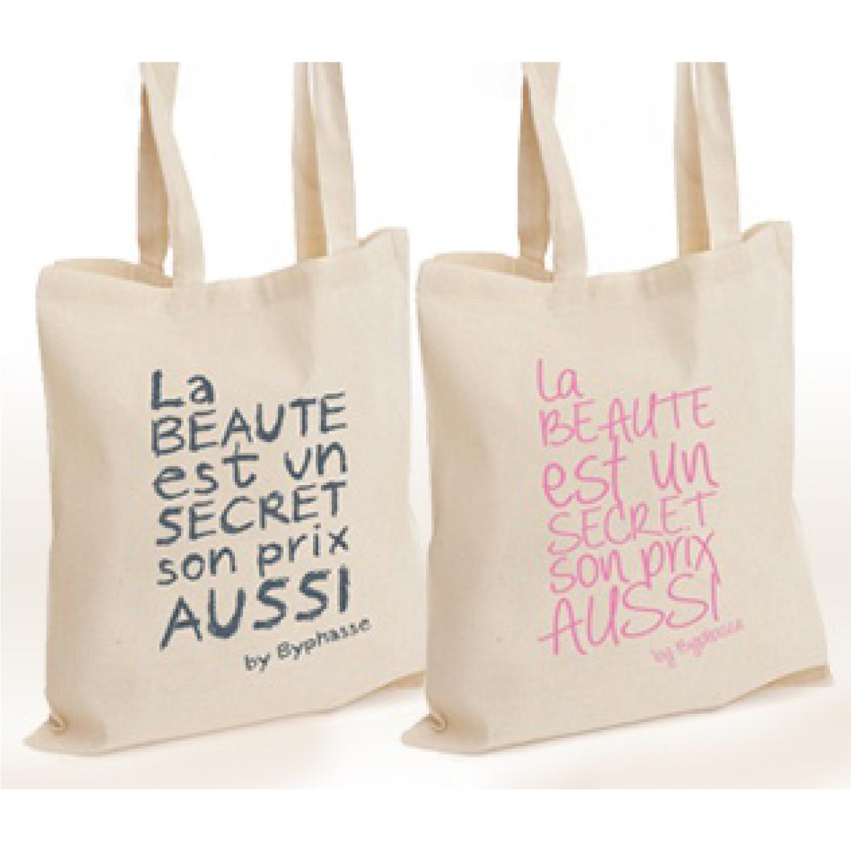 【蓓昂斯】Cotton Organic Bag_棉芯雅客包★歐洲原裝BYPHASSE