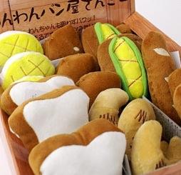 【小樂寵】美味造型麵包發聲玩具/7款