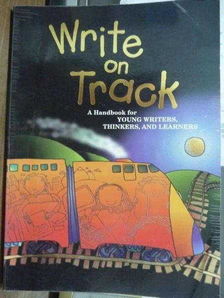 【書寶二手書T2/原文書_QFQ】Write on Track_Kemper, Nathan