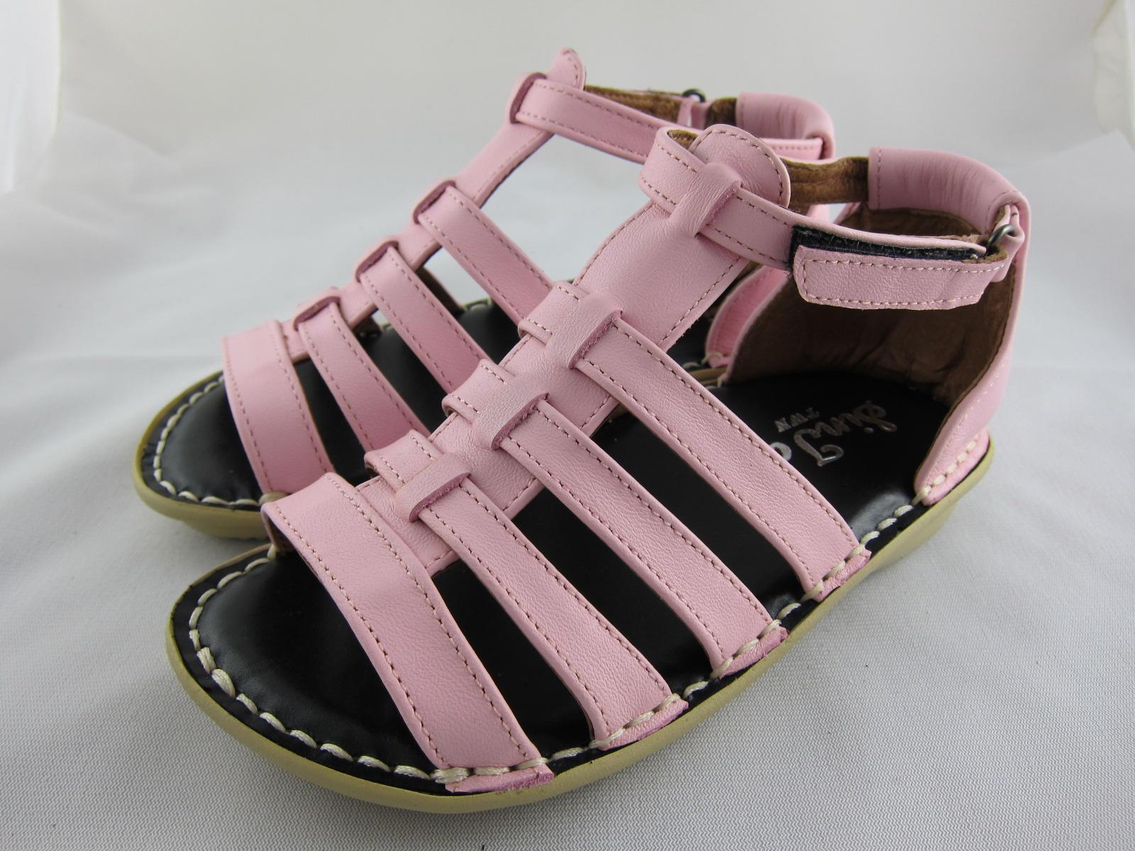 真皮工坊~比氣墊鞋好穿【P3001F】㊣牛皮真皮手工鞋兒童涼鞋【顏色多種可自選、顏色挑選請參考首頁】