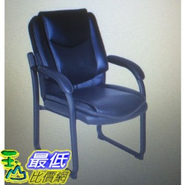 [COSCO代購 如果沒搶到鄭重道歉] True Innovations 皮革會客椅 _W108268