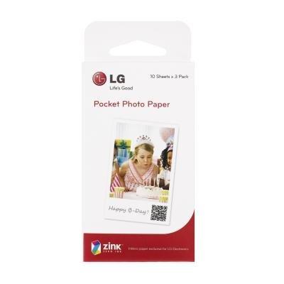 *╯新風尚潮流╭* LG口袋相印機 專用底片 相片印表機 列印用相紙 照片隨時列印 PS2203