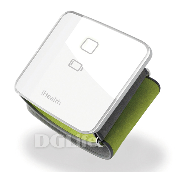 iHealth智慧型無線腕式血壓計 BP7